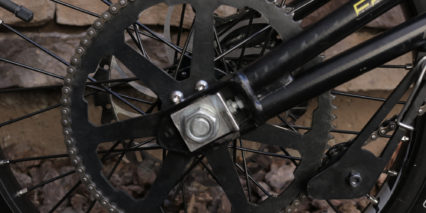 Kuberg Freerider Sprocket