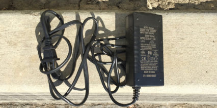 Momas Carbon 2 Amp Charger 1 Lb