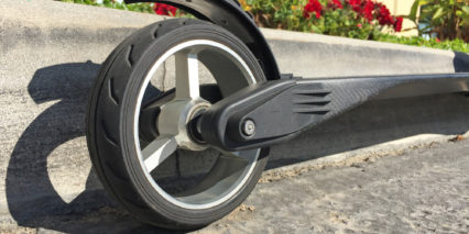 Momas Carbon Rear Fender Friction Brake