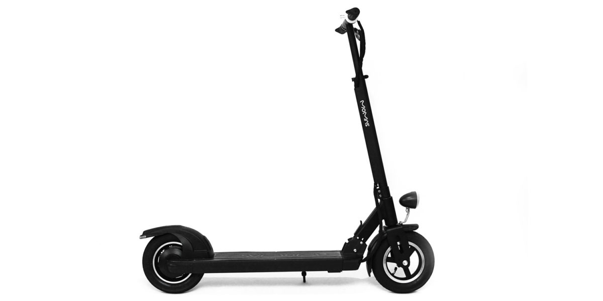 Momas E Scooter 1 0 Electric Review