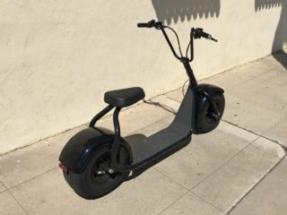 Ssr Motorsports Seev 800 Electric Scooter