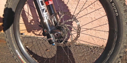 Stealth Hurricane Front Disc Brake