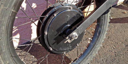 Stealth Hurricane Rear Hub Motor
