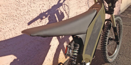 Stealth Hurricane Seat Rear Fender
