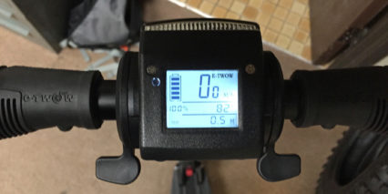Uscooters Booster Backlit Lcd Display