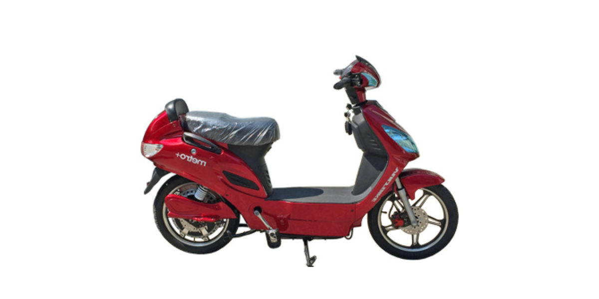 Voltbike Metro Plus Electric Scooter Review