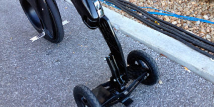 Yikebike Carbon Two Wheels Attachment