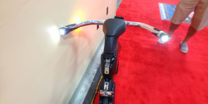 Yikebike Synergy Lights